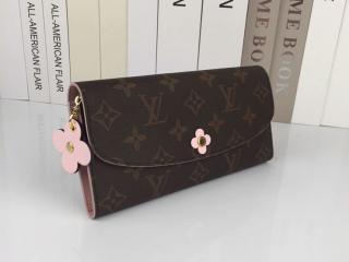 ルイヴィトン 二つ折り財布 LOUIS VUITTON ポルトフォイユ・エミリー 財布&小物 【M64202D】