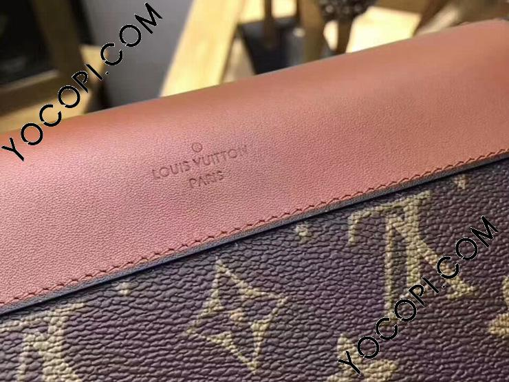 【M64098】 ルイヴィトン モノグラム 財布 スーパーコピー 「LOUIS VUITTON」 ポルトフォイユ・サラ テュイルリー ヴィトン 財布 レディース 二つ折り マロン