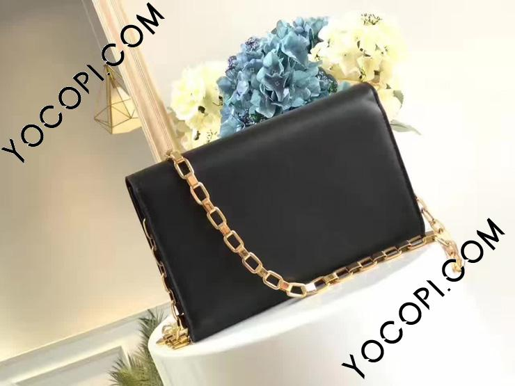 【M94335】 LOUIS VUITTON ルイヴィトン バッグ スーパーコピー ポシェット・ルイーズ CHAIN LOUISE GM その他レザー ショルダーバッグ