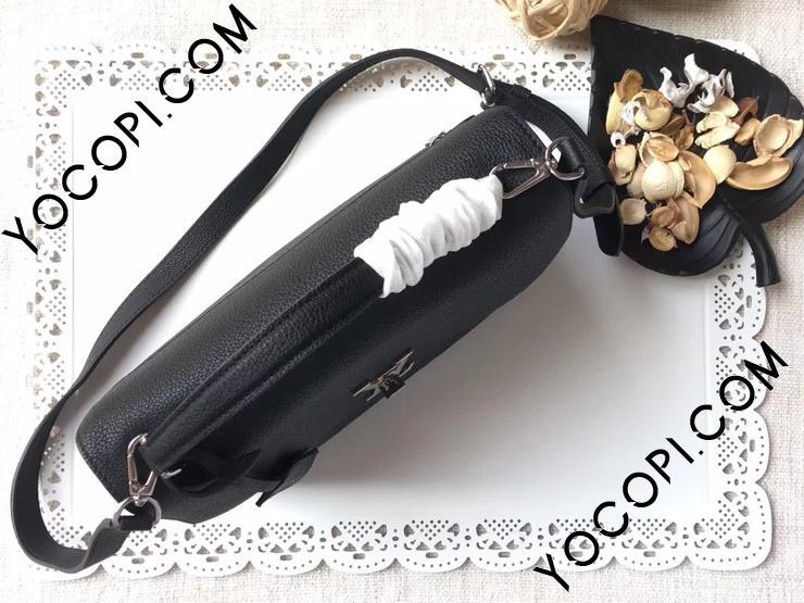 【M54849】 LOUIS VUITTON ルイヴィトン ハンドバッグ スーパーコピー マイロックミー LockMe トリヨンレザー ショルダーバッグ2WAY 4色 ブラック