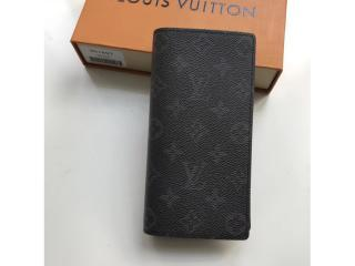 【M61697】 LOUIS VUITTON ルイヴィトン モノグラム・エクリプス 長財布 スーパーコピー ポルトフォイユ・ブラザ ヴィトン メンズ 人気 二つ折り財布