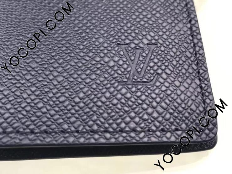 new product 967c8 ddbba M30161】 LOUIS VUITTON ルイヴィトン タイガ 二つ折り財布 ...