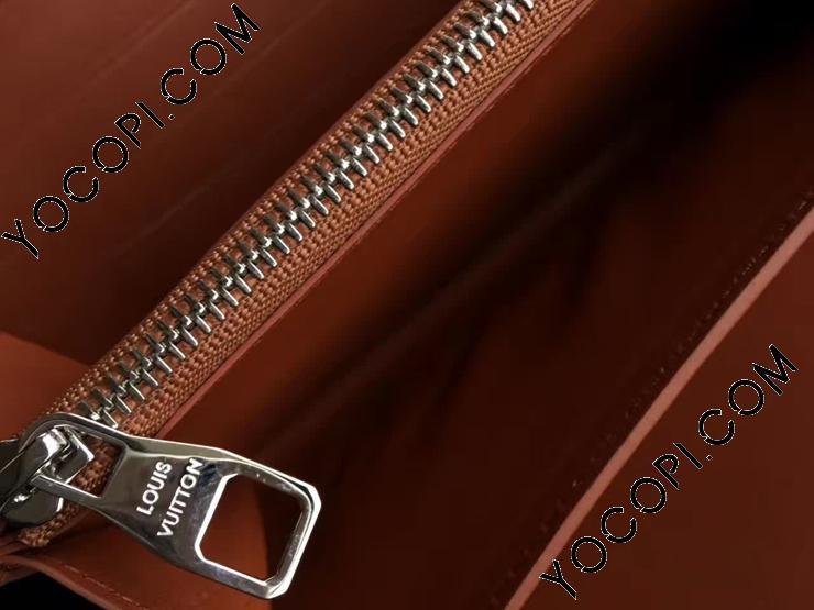 【M61687】 LOUIS VUITTON ルイヴィトン オンブレ 長財布 スーパーコピー ジッピー・オーガナイザー ヴィトン メンズ ラウンドファスナー財布 3色可選択 アカジュー