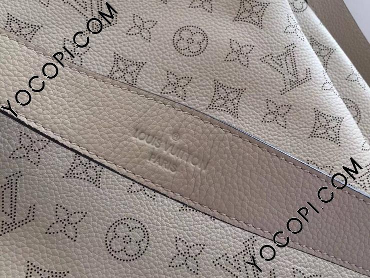 【M50032】 LOUIS VUITTON ルイヴィトン マヒナ バッグ コピー バビロン PM ハンドバッグ ヴィトン レディース ショルダーバッグ 2WAY 3色可選択 ガレ