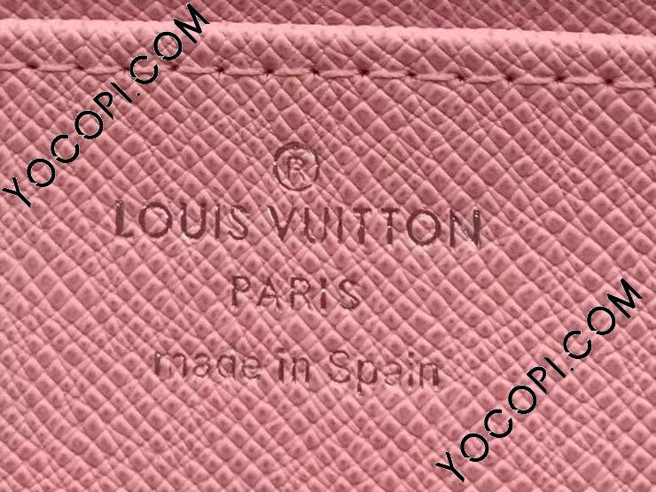 【M64325】 LOUIS VUITTON ルイヴィトン エピ 長財布 コピー ポルトフォイユ・ツイスト ヴィトン レディース 二つ折り財布 4色可選択 プルーヌ