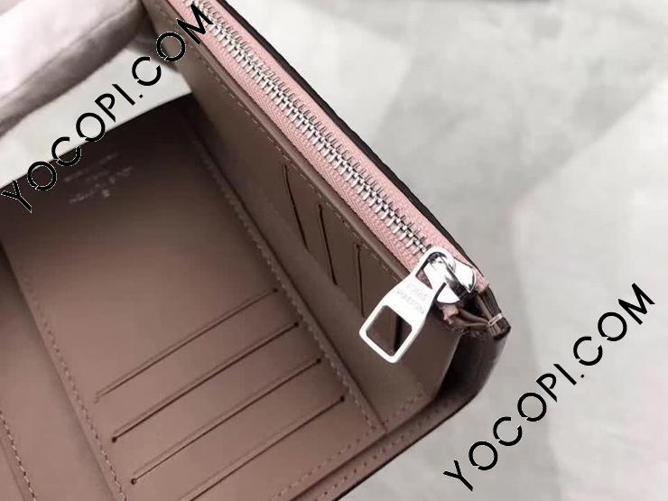 【M62156】 LOUIS VUITTON ルイヴィトン トリヨン 財布 スーパーコピー ポルトフォイユ・カプシーヌ コンパクト ヴィトン レディース 三つ折り財布 3色 マグノリア