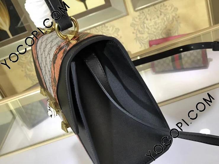 【497996 DVUYX 8064】 GUCCI グッチ オジリデ バッグ スーパーコピー Osiride GG スモール トップハンドルバッグ レディース チェーンショルダー バッグ