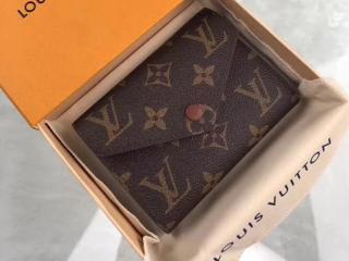 【M62472】 LOUIS VUITTON ルイヴィトン モノグラム 長財布 コピー ポルトフォイユ・ヴィクトリーヌ ヴィトン レディース 三つ折り財布