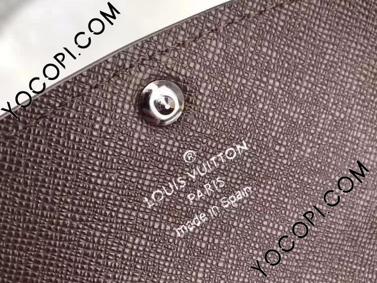 【M60851】 LOUIS VUITTON ルイヴィトン エピ 長財布 コピー ポルトフォイユ・エミリー ヴィトン レディース 二つ折り財布 3色 フューシャ
