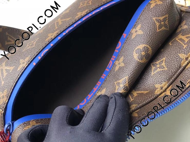 【M43843】 LOUIS VUITTON ルイヴィトン モノグラム バッグ コピー メッセンジャー PM ヴィトン メンズ メッセンジャーバッグ