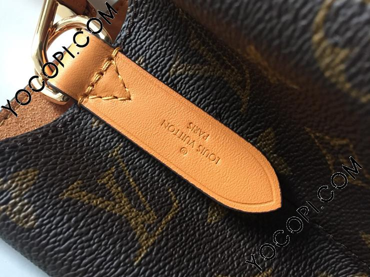 【M43430】 LOUIS VUITTON ルイヴィトン モノグラム バッグ スーパーコピー ネオノエ ヴィトン レディース ショルダーバッグ 5色 オレンジ
