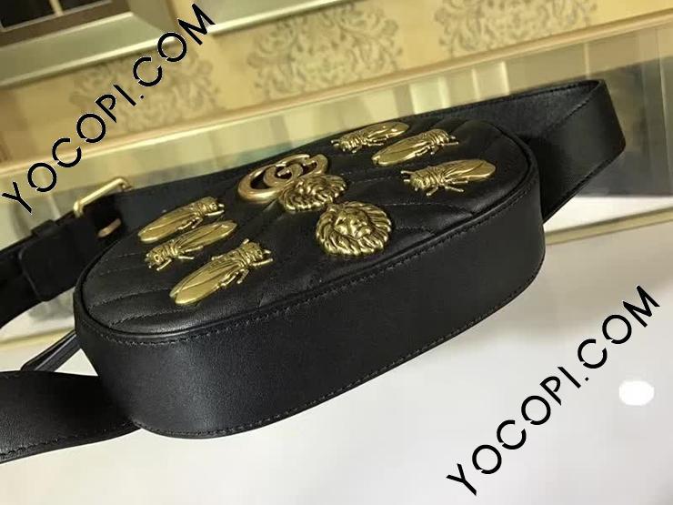 size 40 a7483 effc7 21800 円 - 【476434 DTDNT 1000】 GUCCI グッチ GGマーモント ...
