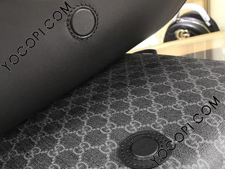 【474138 K5RLN 1095】 GUCCI グッチ GGスプリーム バッグ コピー キャンバス メンズ メッセンジャーバッグ