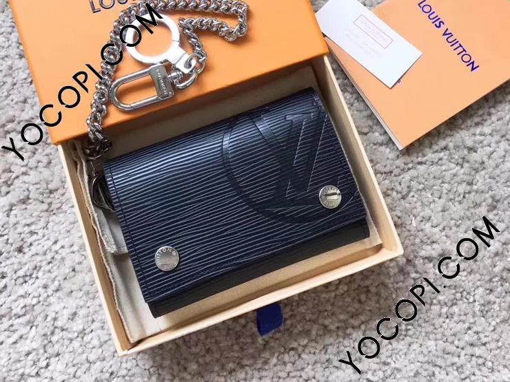 wholesale dealer 0feeb e4edf M63518】 LOUIS VUITTON ルイヴィトン エピ 財布 コピー ...
