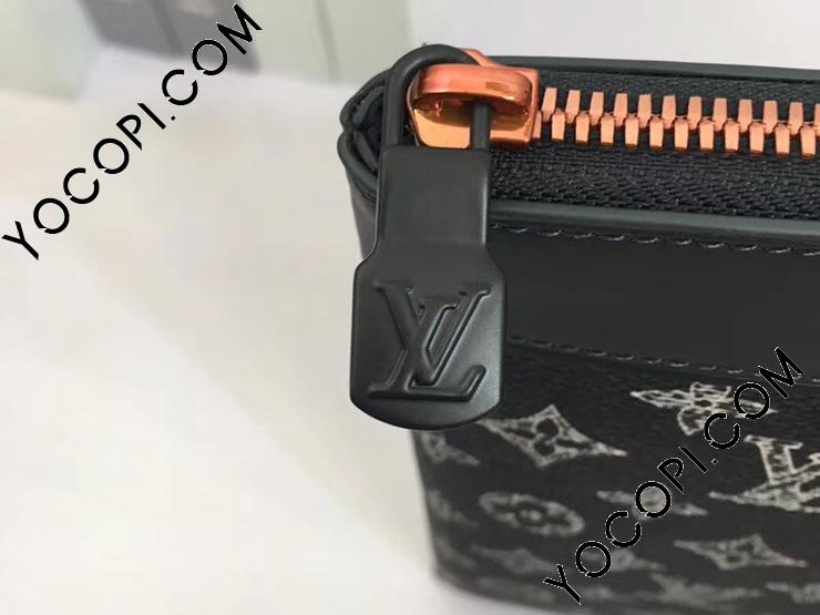 【M62905】 LOUIS VUITTON ルイヴィトン モノグラム・インク バッグ スーパーコピー ポシェット・アポロ ヴィトン メンズ クラッチバッグ